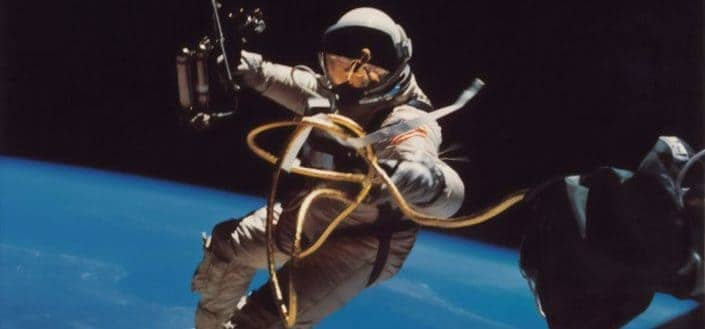 9 Facts About Marines-The first American to orbit the Earth was a Marine.jpg