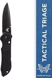 Benchmade Triage - Best High-End EDC Knife (1)