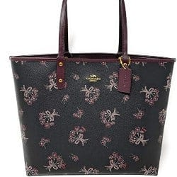 Christmas Gift Ideas - COACH Tote Handbag