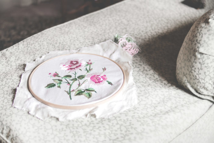 Cheap Hobbies for Women - Learn Embroidery