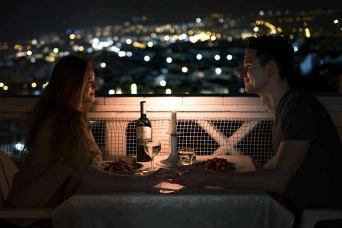 Random things to talk about on a first date - How often do you stay up past 3 a.m.?