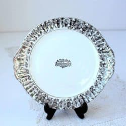 20th Anniversary Gifts For Parents -25th Royal Windsor Anniversary Plate