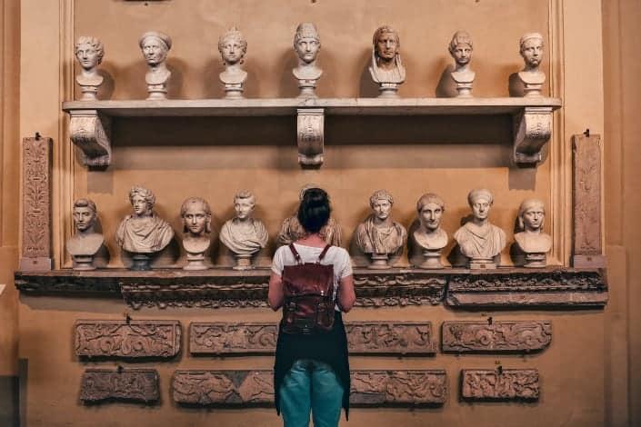 Fun Trivia Questions - What did the ancient Romans dye their hair