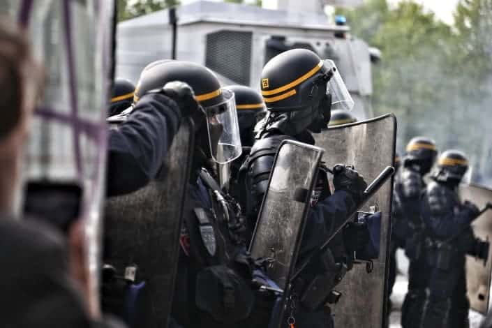 Funny trivia questions - In 1971, French riot police were ordered to the Riviera to deal with what