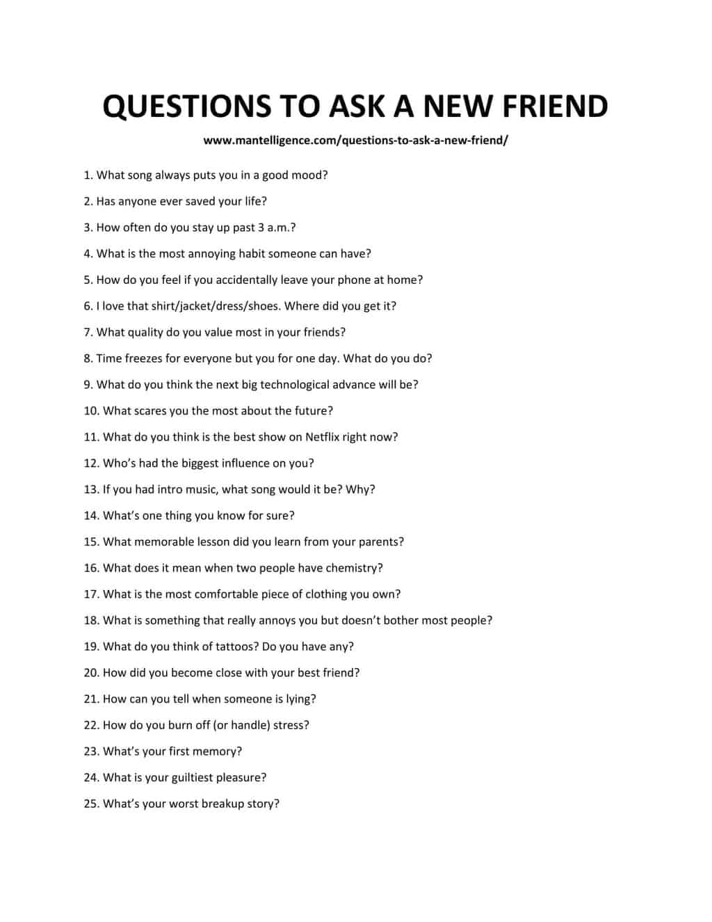 QUESTIONS TO ASK A NEW FRIEND-1