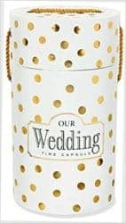 Unique anniversary Gifts for parents - Wedding Time Capsule