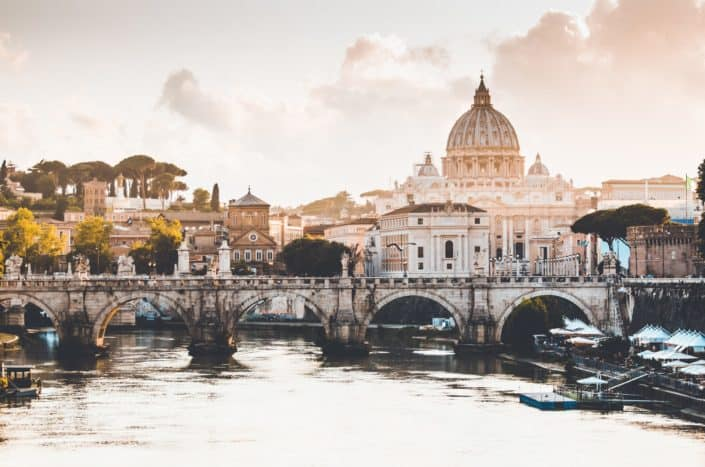 What is the smallest country in the world? Vatican City.jpg