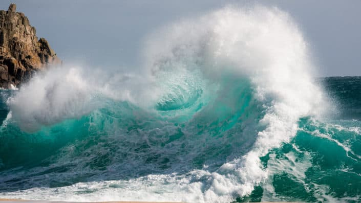 Which ocean is the saltiest in the world? Atlantic.jpg