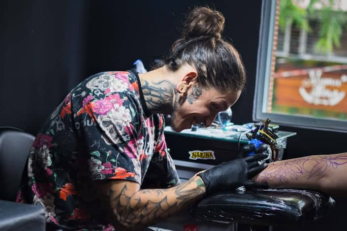Cool hobbies - Tattooing