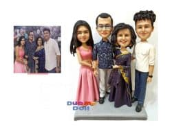 cute anniversary gifts for parents - Custom Bobblehead