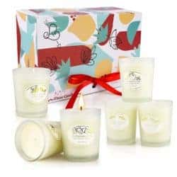 small anniversary gifts for parents - Scented Candle