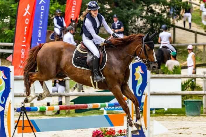 Unique hobbies - Equestrianism