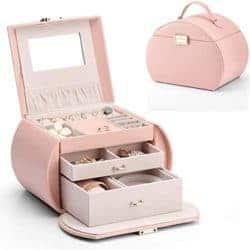 2 year anniversary gifts - Princess style jewelry box