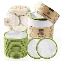 2 year anniversary gifts - Reusable make-up remover pads