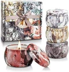 2 year anniversary gifts - Scented candles gift sets