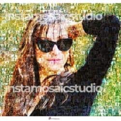 Birthday Gift Ideas For Girlfriend That Can Be For Anniversaries - Custom Photo Mosaic Collage