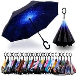 Cheap Birthday Ideas for Girlfriend - Inverted Umbrella
