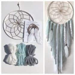 DIY Birthday Ideas for Girlfriend - DIY Dream Catcher Kit