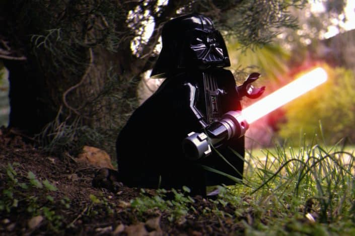 In the Star Wars movies, which moon is home to the Ewoks?Answer: Endor.jpg