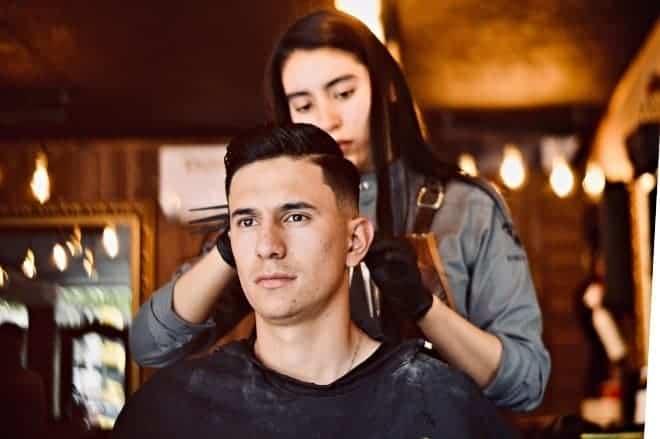 Low maintenance mens short haircuts - Main