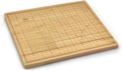 Practical birthday gift ideas for girlfriend - THE OBSESSIVE CHEF Bamboo Cutting Board