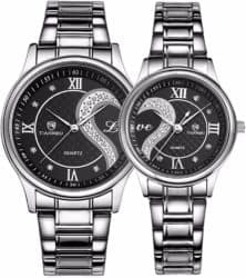 Romantic Birthday Gift Ideas For Girlfriend - Wrist Watches Gifts Set for Lovers