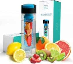 Thoughtful Birthday Ideas for Girlfriend - Fruit Infuser Water Bottle