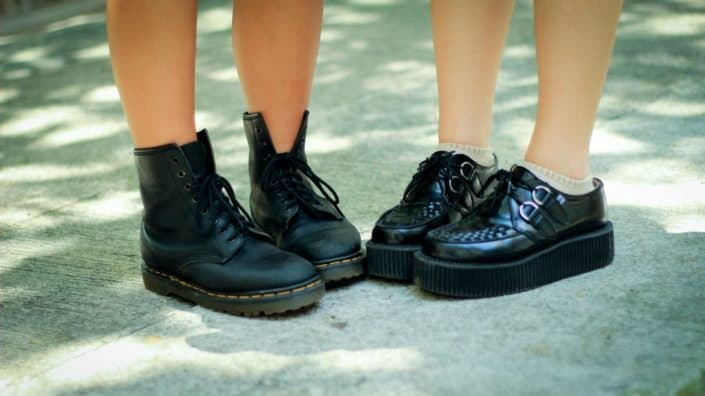 Tie your shoe strings together with another person and walk together to the end of the driveway and back.jpg