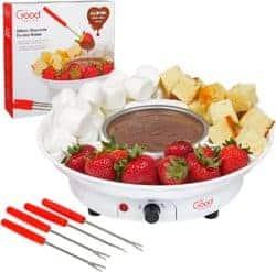 best birthday gift ideas for girlfriend - Chocolate Fondue Maker
