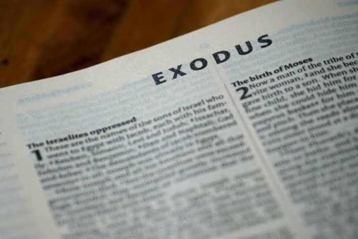 Bible trivia questions and answers - Who wrote the Genesis, Exodus, Leviticus, Numbers, and Deuteronomy