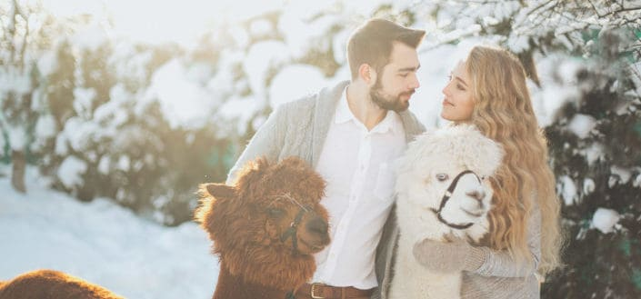 Winter date ideas - Romantic winter date ideas