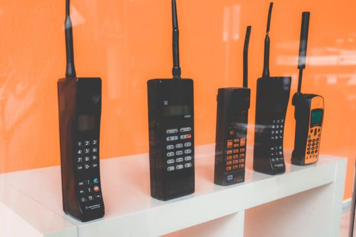 80s trivia questions and answers - What was the weight of the first commercial U.S. cell phone