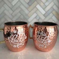 practical 50th wedding anniversary gifts - Mule Mug