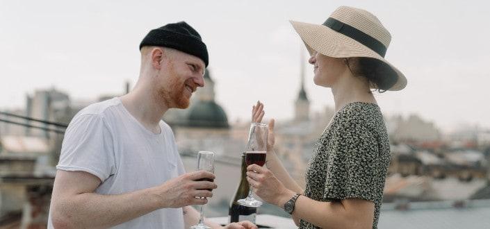 Best first date conversation starters
