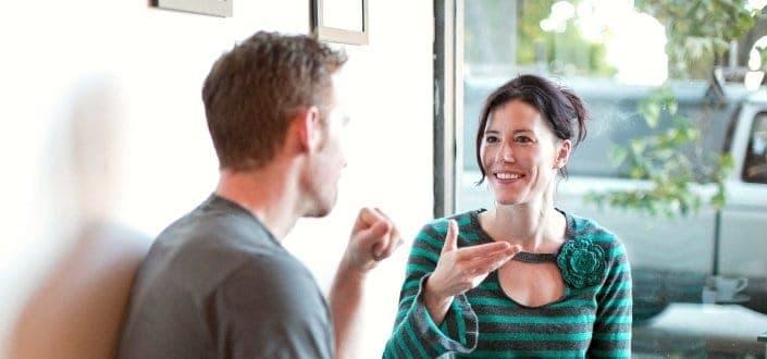 Fun first date conversation starters