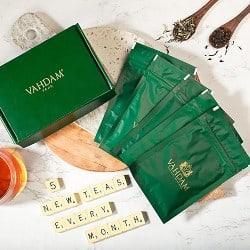 Loose Leaf Tea Variety Subscription Box (1)