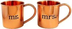 Mr. and Mrs. Copper Mugs (1)