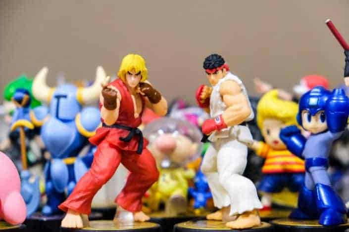 Retsu and Geki are computer-controlled opponents in which video game? Street Fighter.jpg