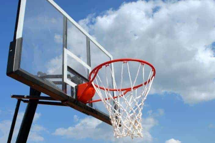 nba trivia - How high is an NBA rim required to be? Answer: 10 Feet.jpg