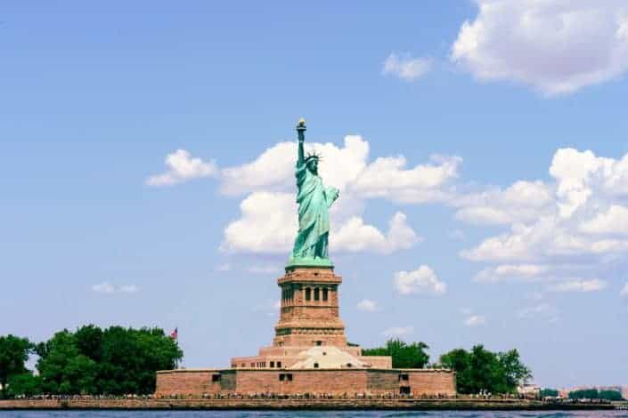 The official name of the Statue of Liberty