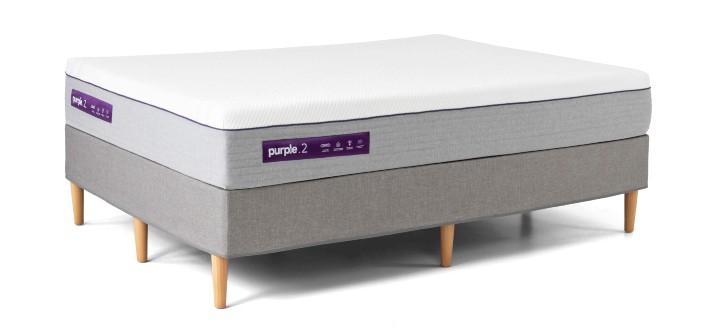 Purple Hybrid Mattress Price