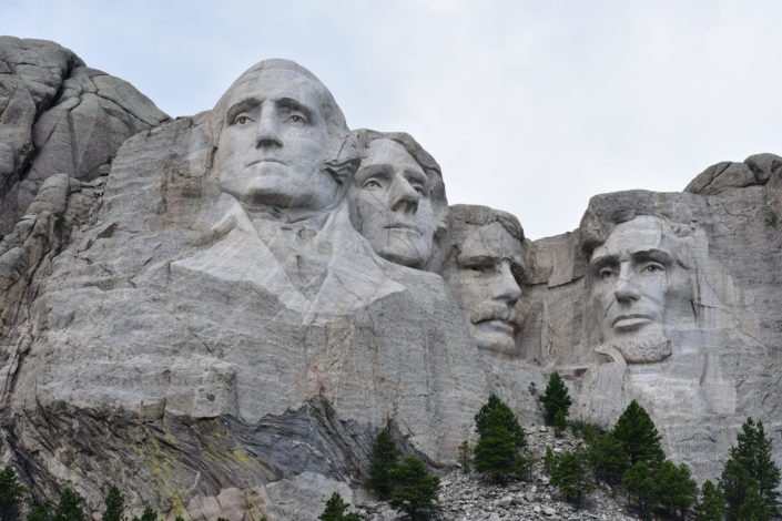 In which U.S. state would you find Mount Rushmore?