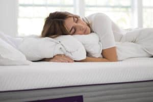 Purple Hybrid Mattress Review - featured