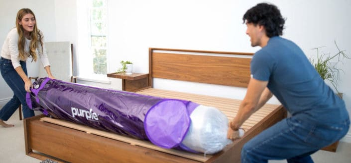 Purple Hybrid Mattress Review - Things To Love About Purple Hybrid Premier Mattress