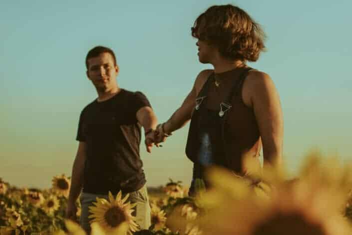 Stroll into Sunflower Field.jpg