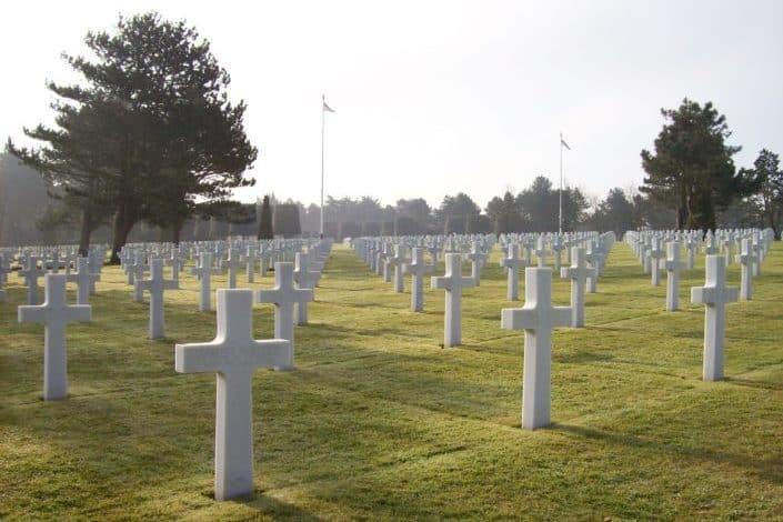 cemetery graveyard crosses