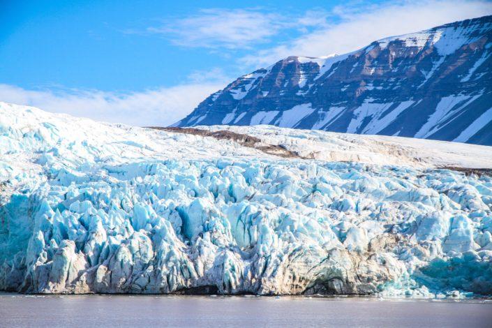 True or false, the North Pole has no land?.jpg