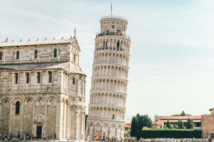 What was the original purpose of the leaning tower of Pisa?.jpg