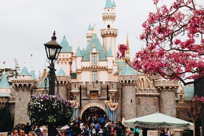 Disney castle - Disney pick up lines