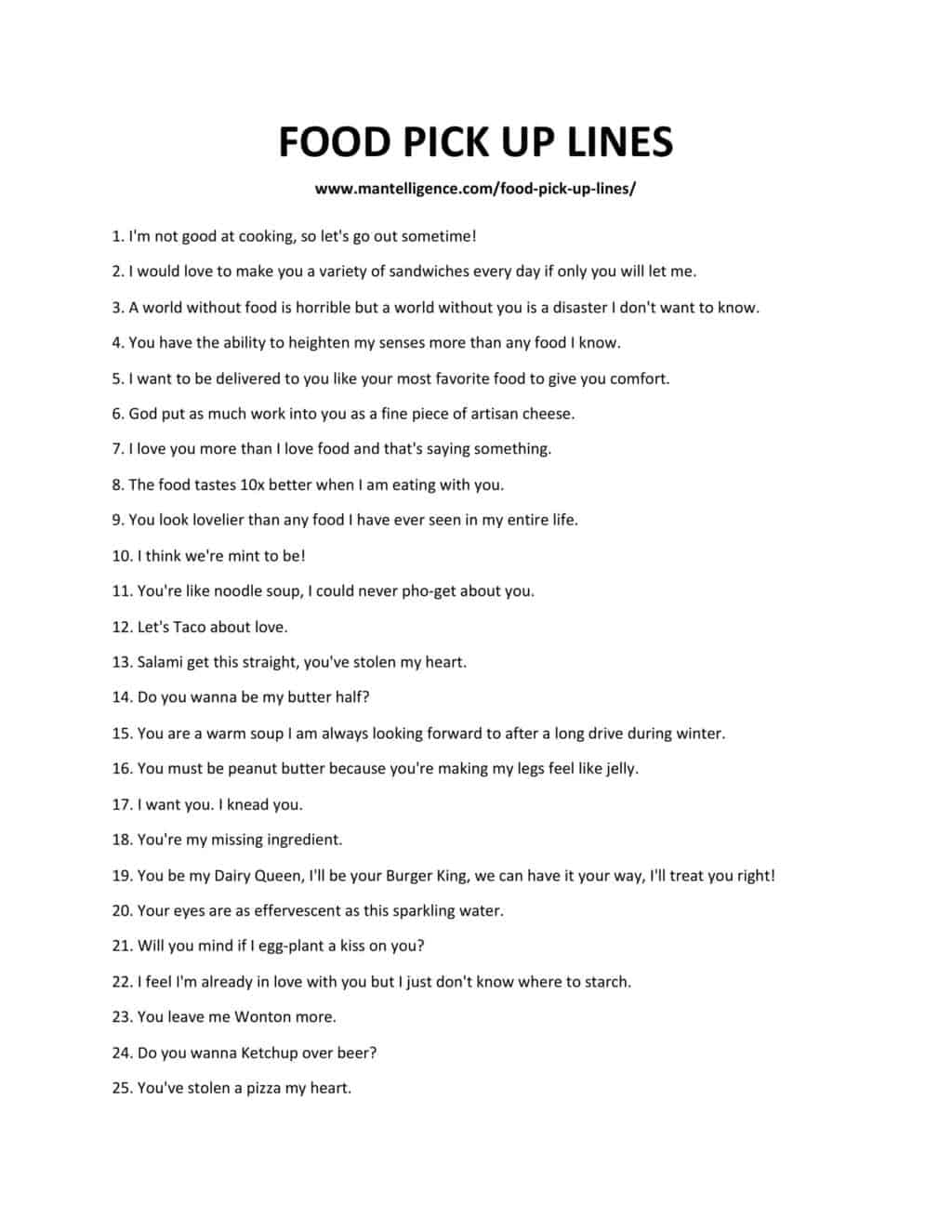 Downloadable lines